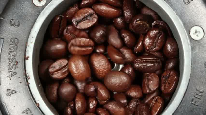 coffee grounds : preparation of coffee