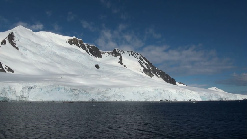 takımadalar : Antarctica - Antarctic Peninsula - Palmer Archipelago - Neumayer Channel - Global Warming
