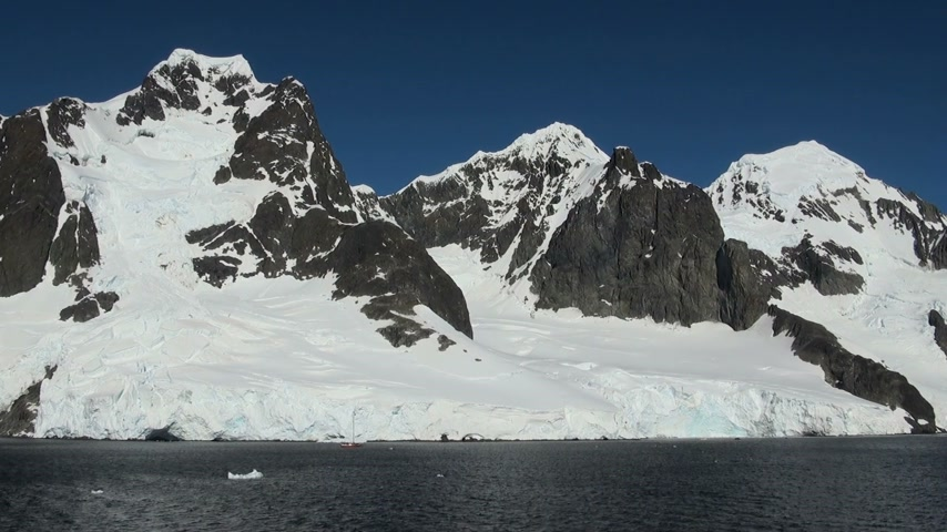 erozyon : Antarctica - Antarctic Peninsula - Palmer Archipelago - Neumayer Channel - Global Warming