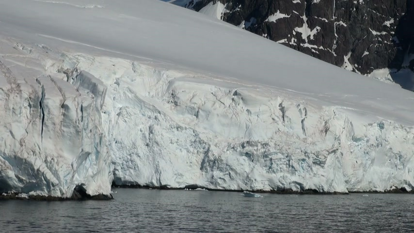 olvad : Antarctica - Antarctic Peninsula - Palmer Archipelago - Neumayer Channel - Global Warming