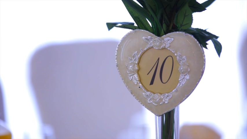 deset : number ten in decorative hearts Dostupné videozáznamy