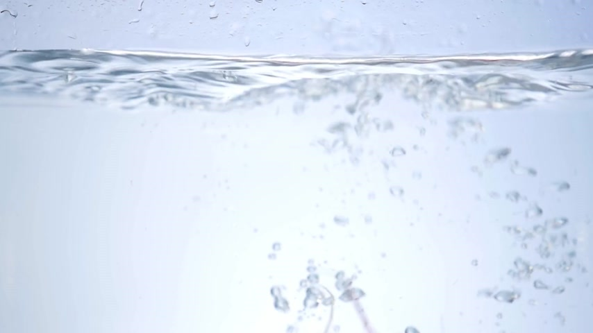 rabanete : Fresh radish falling in water splash on white background