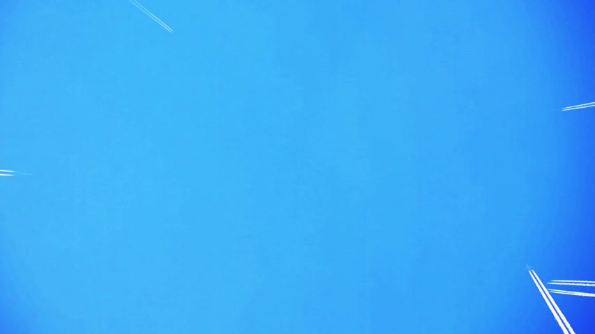aeroespaço : Airplane passing, condense trail remaining.  Many Airplanes flying at cruising altitude, condense trails remaining. Aka contrails or chemtrails.