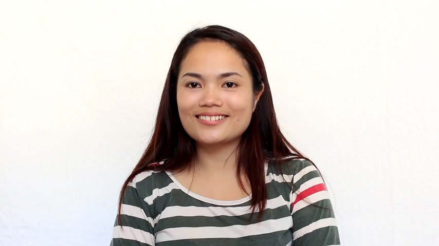 stomatologia : young beautiful woman teaching brushes her teeth on white background, female model Wideo