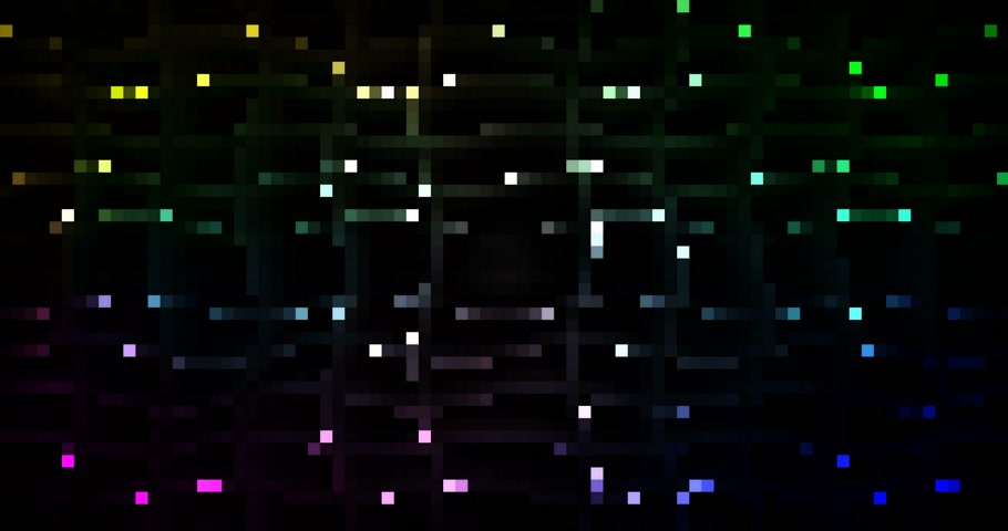 renkli arka plan : Abstract background with twinkling multicolored dots