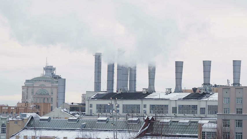 "набережная : State power station â""– 1 named after P. G. Smidovich is the oldest operating thermal power plant in Russia. Located on the Raushskaya embankment in Moscow,"