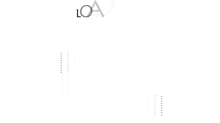 queda : Netherlands flag with moving loading