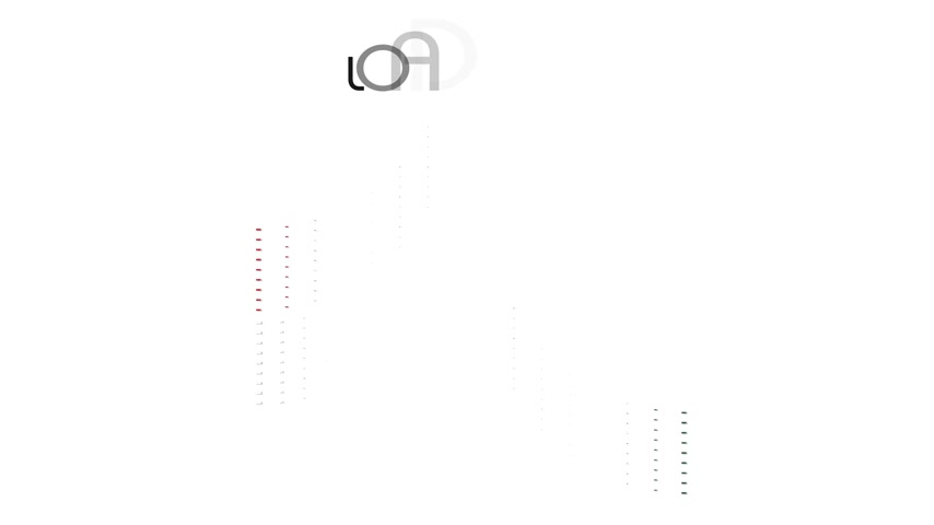 queda : Flag Hungary with moving loading Vídeos