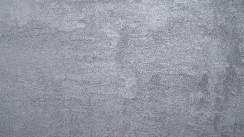 background of the plastered texture with marble effect gray. artistic background handmade. Venetian plaster. offset effect Stok Video