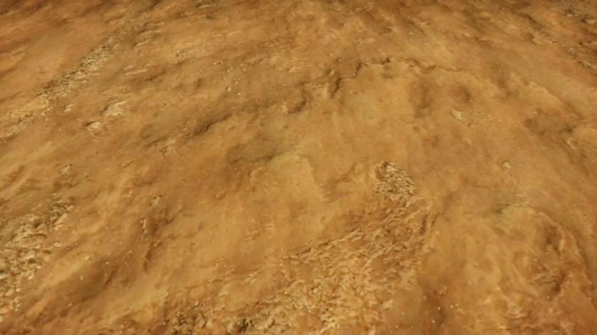 deserto : Desert Flight with Time Lapse Clouds