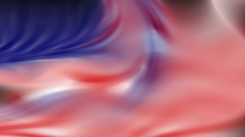 четверть : USA flag background, loop Стоковые видеозаписи