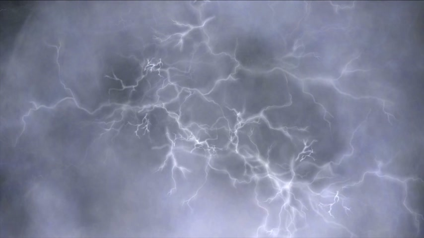 choque : clouds thunder 4k
