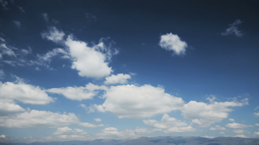 clouds : clouds  Stock Footage