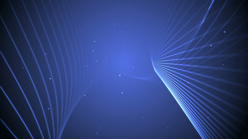 vetor : 3d line background blue 4k
