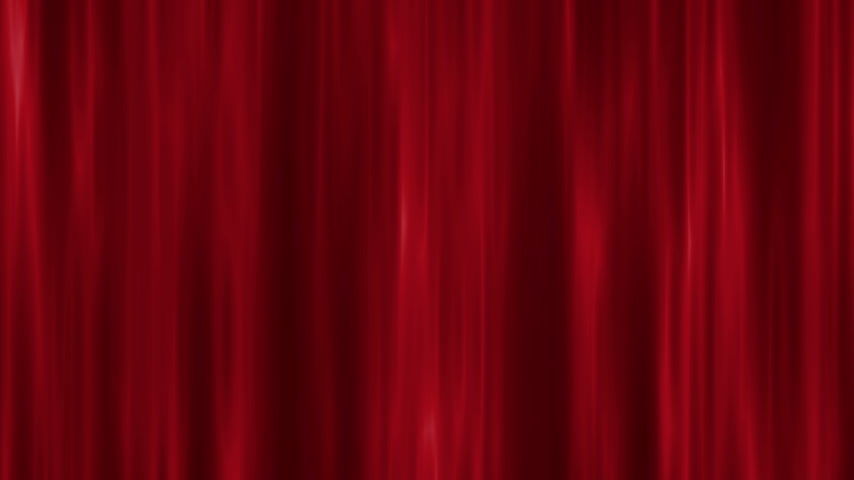 cortinas : Abstract background animation with moving lines as curtain texture Vídeos