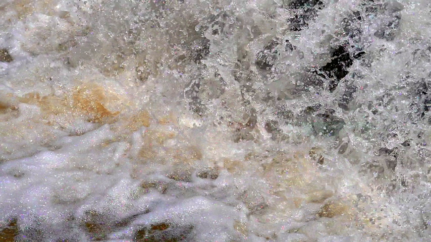 origin : river water cascade fountain slow motion