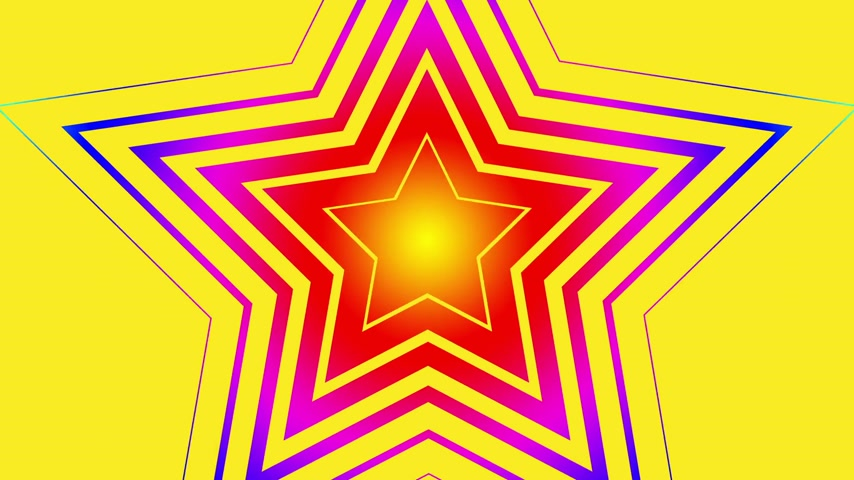 vetor : abstract star vector blinking retro