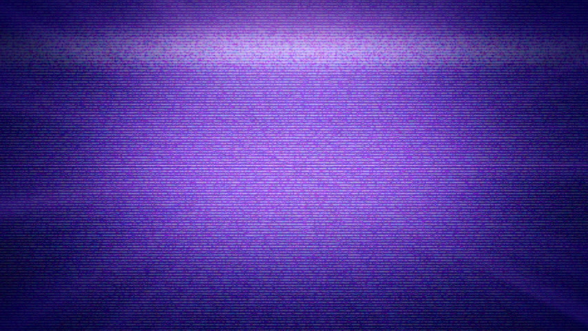 vcr : tv noise, Abstract digital glitch art animation effect Stock Footage