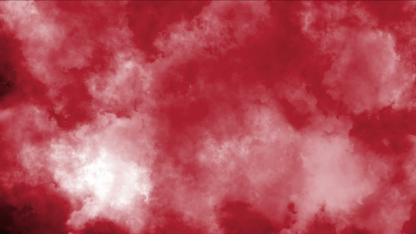 parník : red fog abstract background 4k