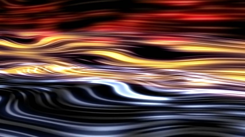 line curve wave color background abstract motion