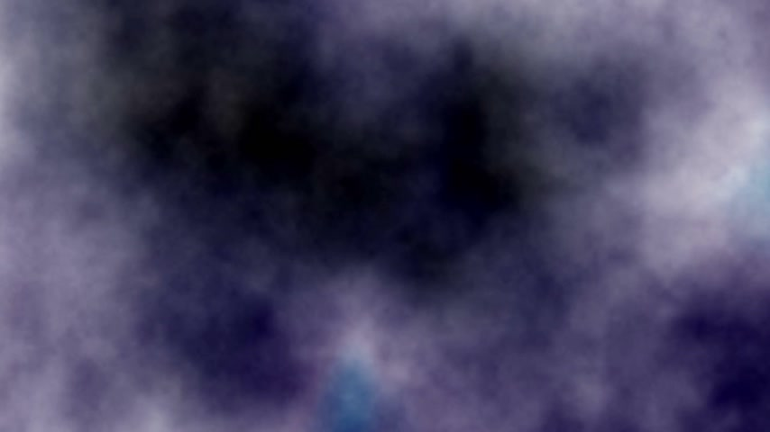 smoke fog clouds color abstract background texture Wideo