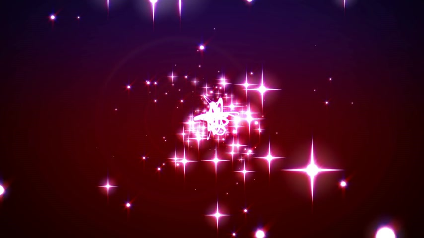 hyperspace : stars explosion in space, abstract motion light Stock Footage