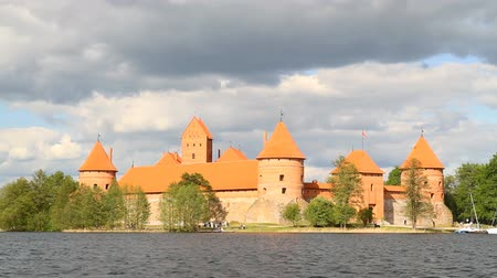 europeu : Castle of Trakai, Lithuania