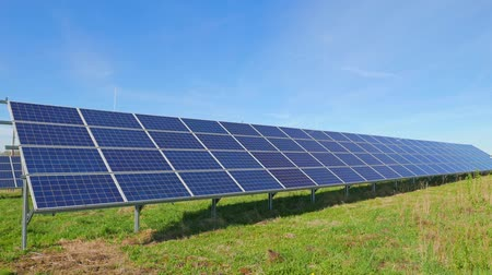 fotovoltaica : Solar panels and rural landscape