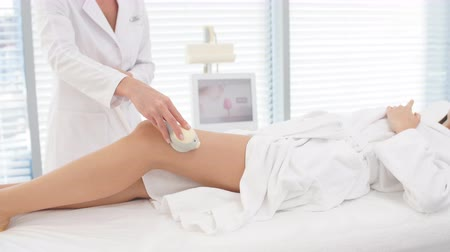 legs only : Hardware cosmetology. Body care. Non surgical body sculpting