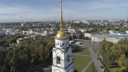 From the height of the Assumption Cathedral. Dostupné videozáznamy