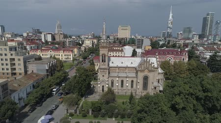 Cathedral of the Virgin Mary in Batumi. Georgia.