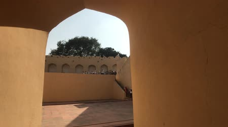 geliştirmek : Jaipur, India - interesting historical structure part 7 4K