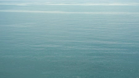 backround : Water surface, aerial view to vast expanses of ocean. Stock Footage