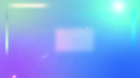 боке : colorful blured motion background with shapes and changing colors