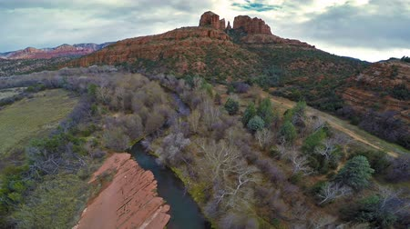 alpy : Flying over Red Rocks