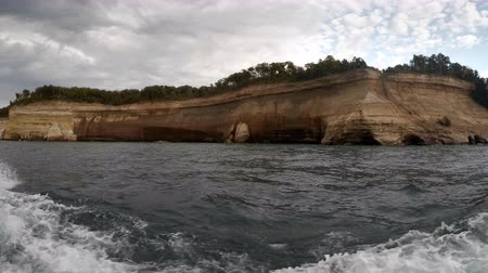 geologia : Pictured Rocks National Lakeshore