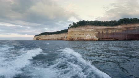 upper peninsula : Pictured Rocks National Lakeshore