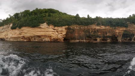 superior : Pictured Rocks National Lakeshore