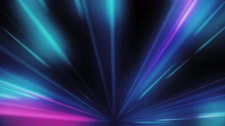 4k animated abstract background simulating a tunnel