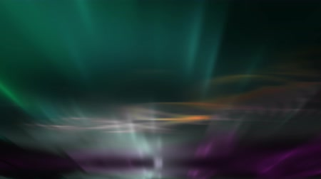 4k animated background imitating the northern lights