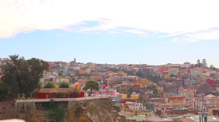 Valparaiso city, Chile Wideo