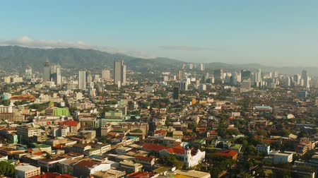 central business district : Cebu city overview is the capital city of the province of Cebu and is the second city of the Philippines after Metro Manila during sunrise.