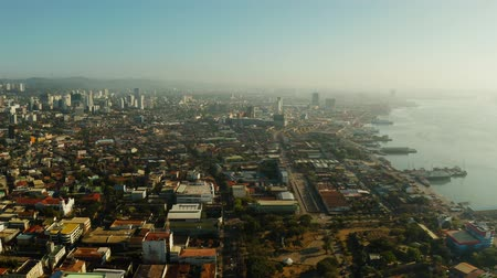 Cebu city overview is the capital city of the province of Cebu and is the second city of the Philippines after Metro Manila during sunrise.