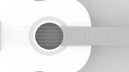 notes : A Spanish guitar Stock Footage