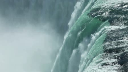 kanada : Niagara Waterfall closeup