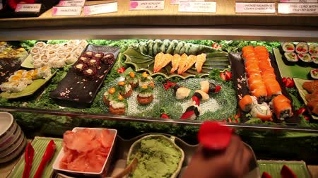 meal : Sushi buffet