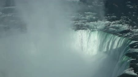 旅遊 : Niagara Waterfall aerial