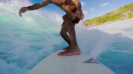 abs : POV Surfing Slow Motion