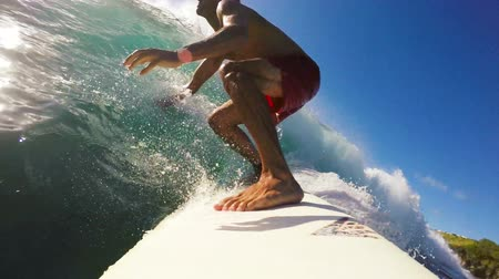 magen : POV Surfing Zeitlupe Videos