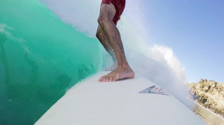 point of view pov : POV Surfing Slow Motion